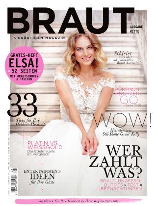 Braut & Bräutigam NR. 01 2017
