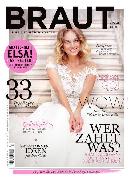 Braut & Bräutigam November 29, 2016 00:00