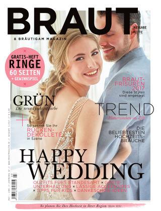 Braut & Bräutigam NR. 03 2017