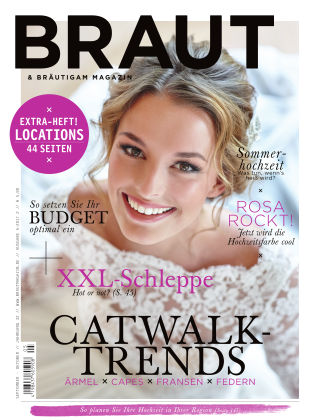 Braut & Bräutigam NR. 05 2017