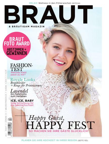 Braut & Bräutigam June 12, 2018 00:00