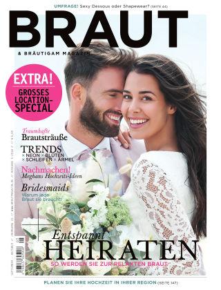Braut & Bräutigam NR. 05 2018