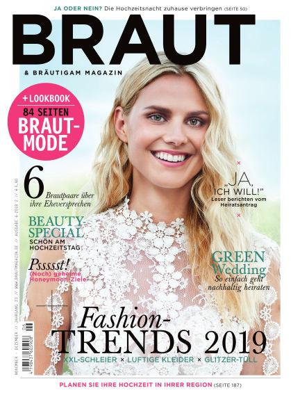 Braut & Bräutigam October 09, 2018 00:00