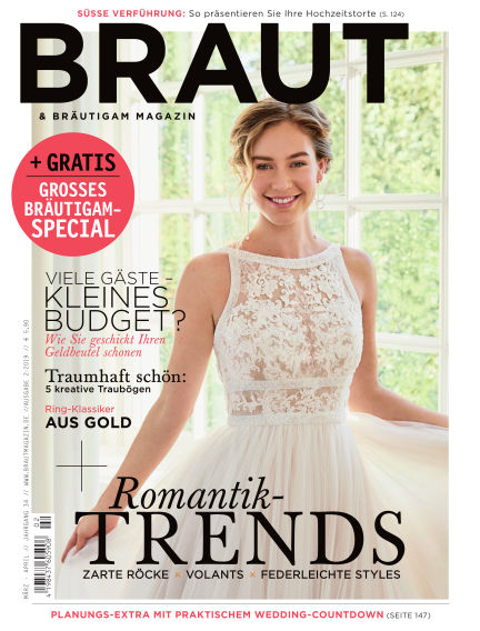 Braut & Bräutigam February 05, 2019 00:00