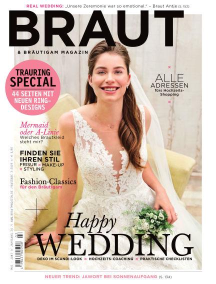 Braut & Bräutigam April 09, 2019 00:00