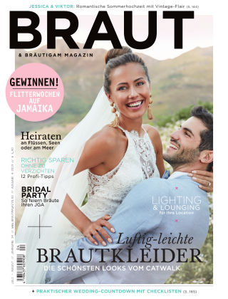 Braut & Bräutigam NR. 04 2019