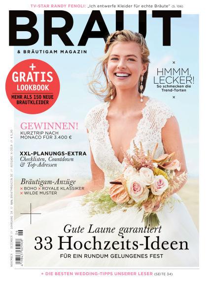 Braut & Bräutigam October 08, 2019 00:00