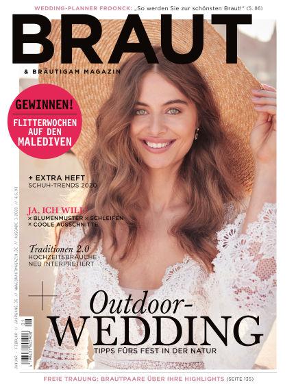 Braut & Bräutigam December 03, 2019 00:00