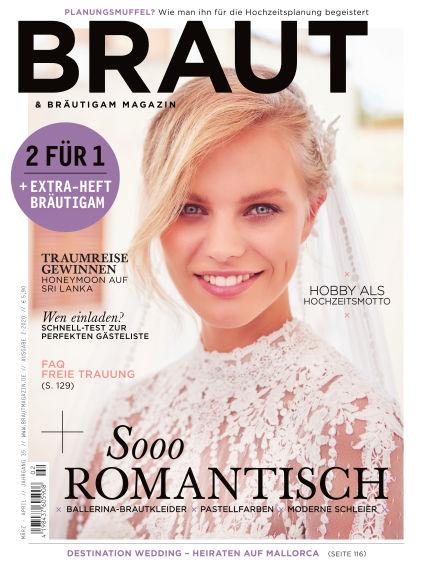Braut & Bräutigam February 04, 2020 00:00