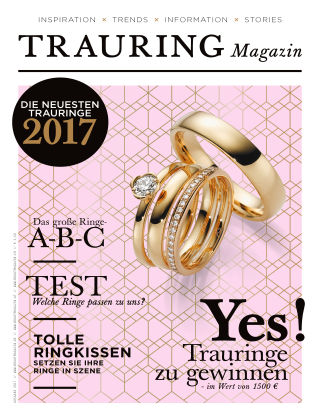 Braut & Bräutigam Specials Trauring