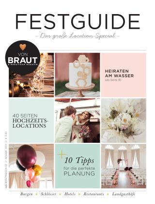 Braut & Bräutigam Specials Festguide