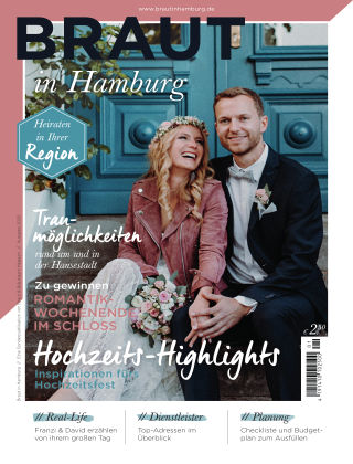 Braut in... Hamburg