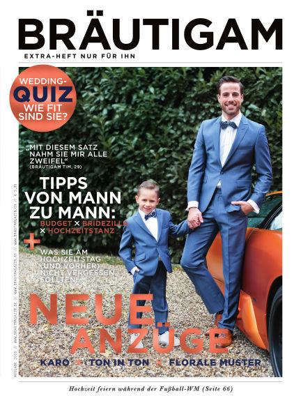 Braut & Bräutigam Specials (AT) February 06, 2018 00:00