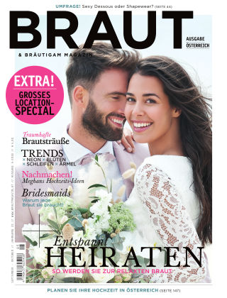 Braut & Bräutigam (AT) 05-2018