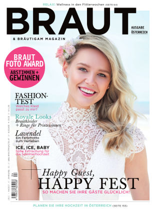 Braut & Bräutigam (AT) 04-2018