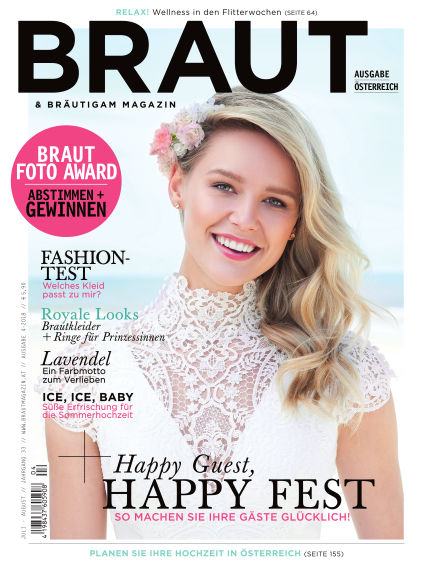 Braut & Bräutigam (AT) June 12, 2018 00:00