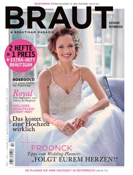 Braut & Bräutigam (AT) February 06, 2018 00:00