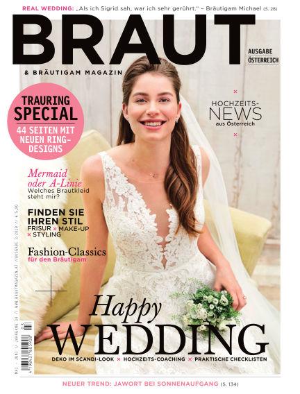 Braut & Bräutigam (AT) April 09, 2019 00:00