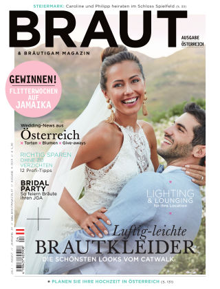 Braut & Bräutigam (AT) 04-2019