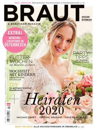 Braut & Bräutigam (AT) 05-2019