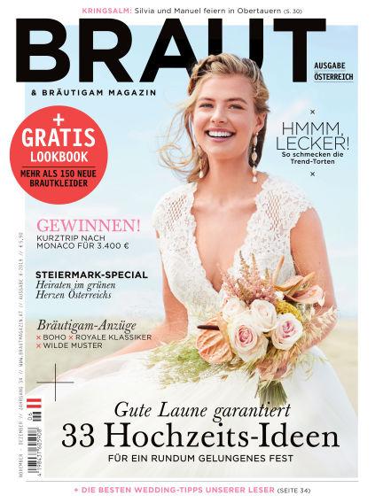 Braut & Bräutigam (AT) October 08, 2019 00:00