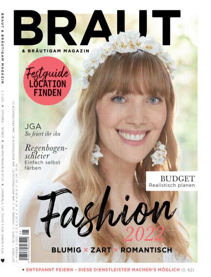 Braut & Bräutigam (AT) August 03, 2021 00:00