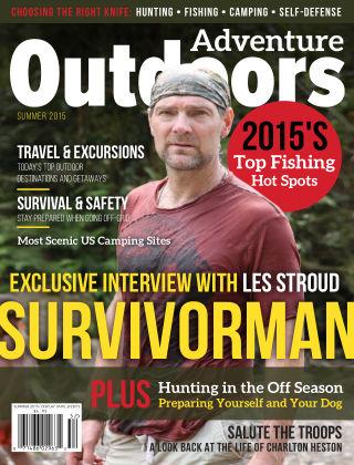 Adventure Outdoors Summer 2015