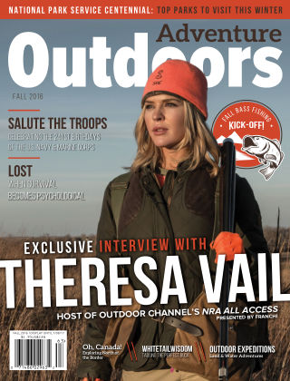 Adventure Outdoors Fall 2016