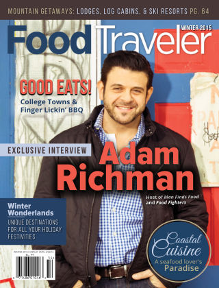 Food Traveler Winter 2015