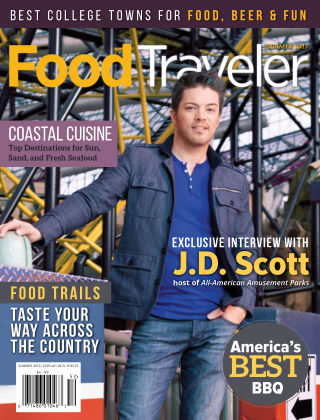 Food Traveler Summer 2015