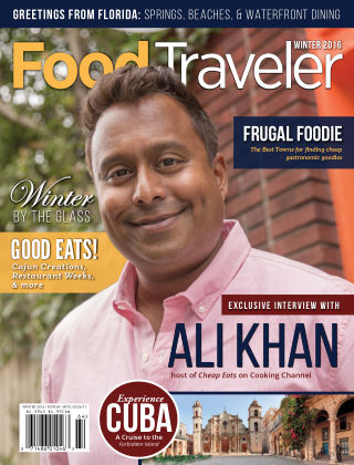 Food Traveler Winter 2016