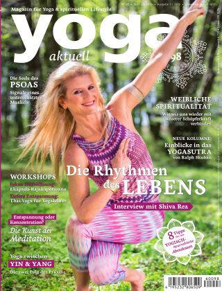 Yoga Aktuell #98 - 03/2016