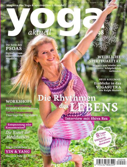 Yoga Aktuell June 01, 2016 00:00