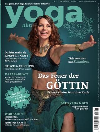 Yoga Aktuell #97 - 02/2016