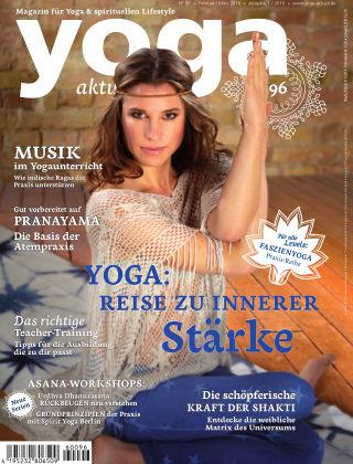 Yoga Aktuell #96 - 01/2016