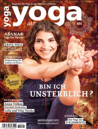 Yoga Aktuell  #101 - 06/2016