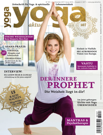 Yoga Aktuell December 01, 2017 00:00