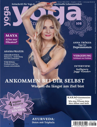 Yoga Aktuell 108