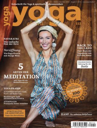 Yoga Aktuell 112