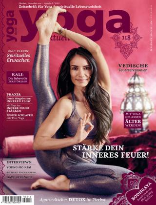 Yoga Aktuell 118