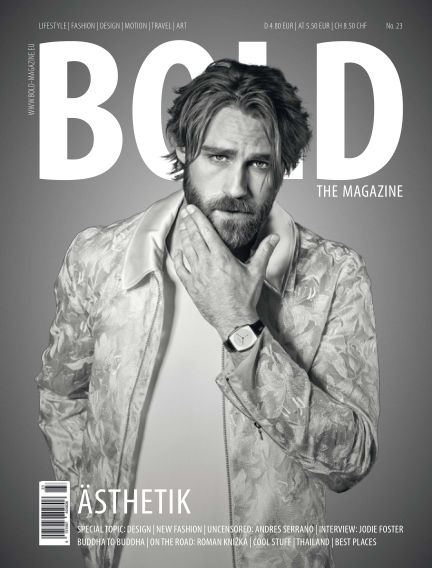 BOLD THE MAGAZINE  June 21, 2016 00:00