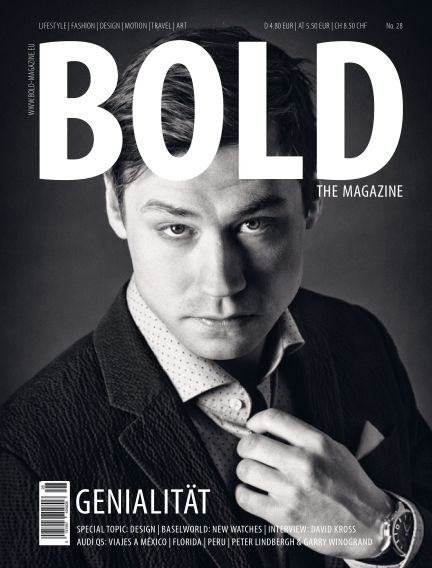 BOLD THE MAGAZINE