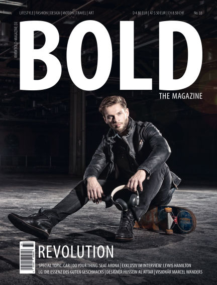 BOLD THE MAGAZINE  December 12, 2017 00:00