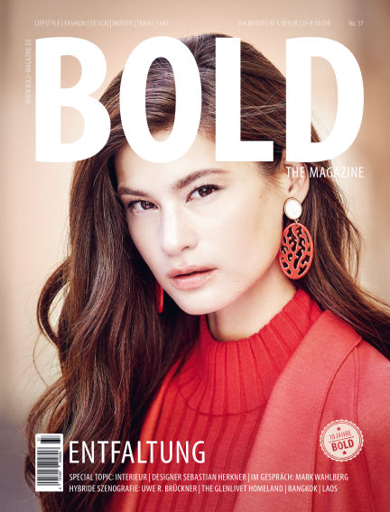 BOLD THE MAGAZINE  August 30, 2018 00:00