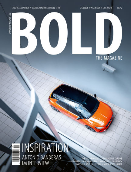 BOLD THE MAGAZINE  June 28, 2019 00:00