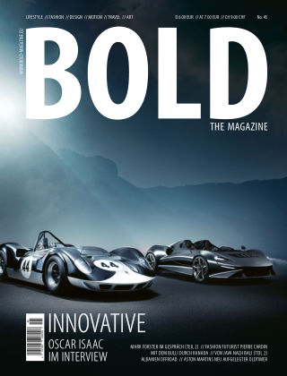 BOLD THE MAGAZINE  No. 45