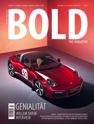 BOLD THE MAGAZINE  No. 47