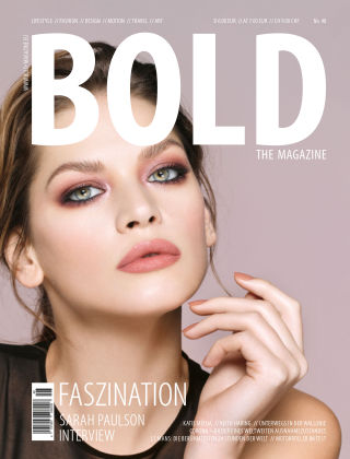 BOLD THE MAGAZINE No. 48