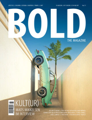 BOLD THE MAGAZINE No. 51