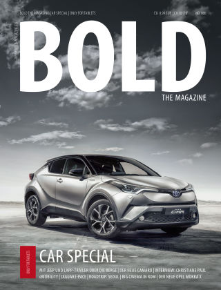 BOLD CAR SPECIAL No. 06
